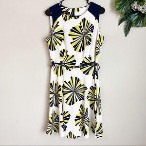 I. N Studio sleeveless Belt Dress size 12